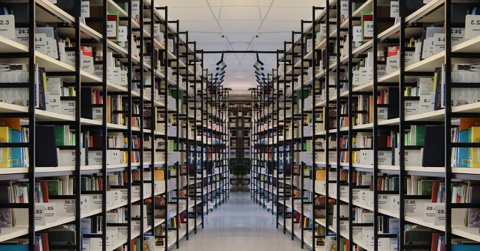 ¿Ya leíste un libro? Dónalo a tu biblioteca. Julio C. Palencia.