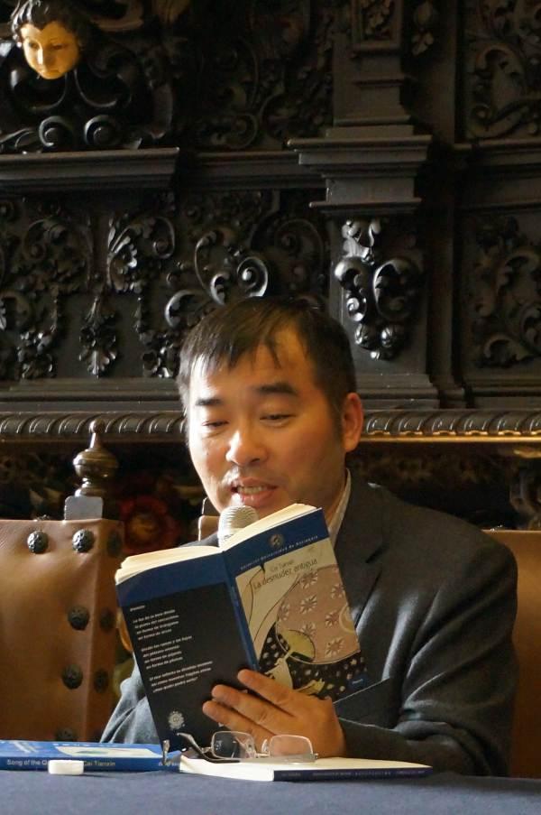 Lectura en la UNAM