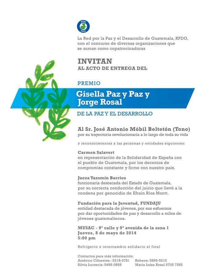 Reconocimiento a José Antonio Móbil
