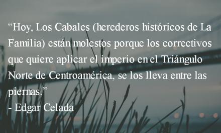 Los cabales y el imperio. Edgar Celada Q.