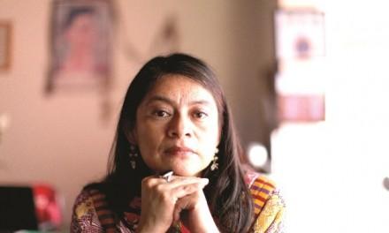 Mujeres indígenas están en desventaja: Irmalicia Velásquez Nimatuj