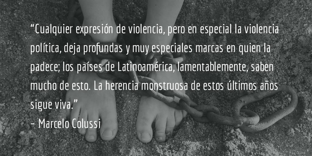 El silencio no es salud. Marcelo Colussi.