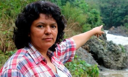 Así mataron a Berta Cáceres. Jan Martínez Ahrens.