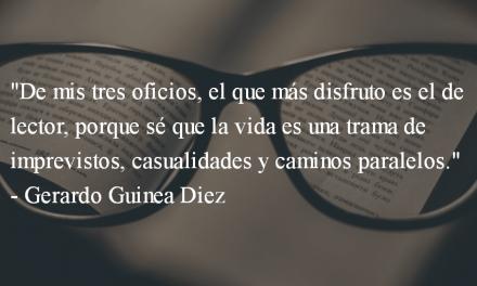 Libros. Gerardo Guinea Diez.