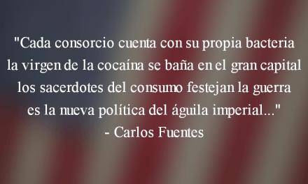 La gran tribulación. Carlos Fuentes.