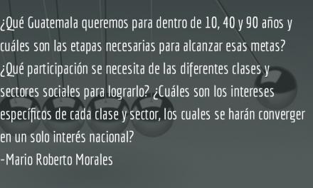 La geografía del rebote. Mario Roberto Morales.