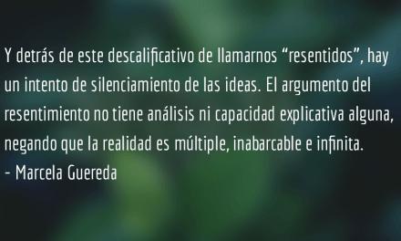 Imprescindible llamado a la convergencia nacional. Marcela Gereda.