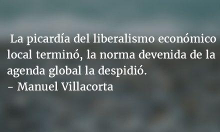 ¿Jaque mate al capital local? Manuel Villacorta
