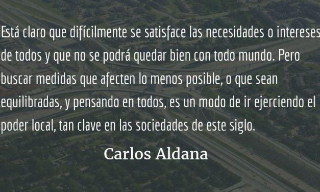 A Emixtra. Carlos Aldana.