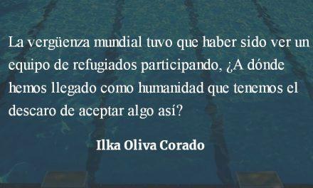 Los Juegos Olímpicos entre el patriarcado y el elitismo. Ilka Oliva Corado.
