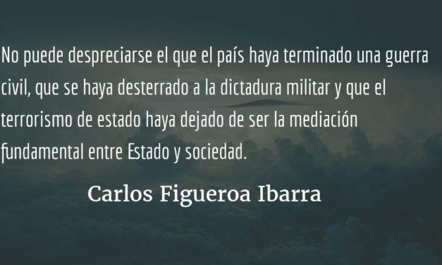 Guatemala, 20 años después. Carlos Figueroa Ibarra.
