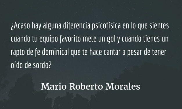 Piadosas reflexiones navideñas. Mario Roberto Morales.
