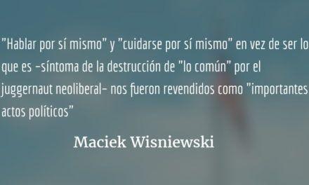 """El """"identitarismo"""", el capitalismo y la ideología. Maciek Wisniewski."""