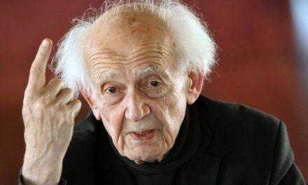Zygmunt Bauman, un transeúnte irlandés. Maciek Wisniewsky.
