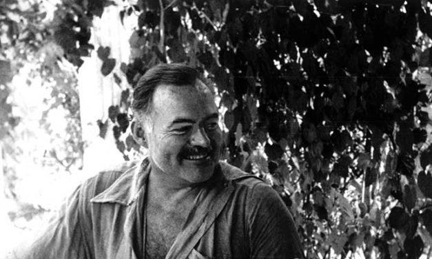 Ernest Hemingway, biografía