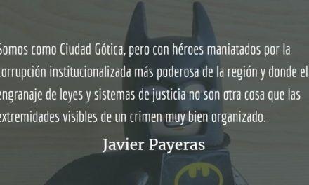 Ciudad Gótica. Javier Payeras.