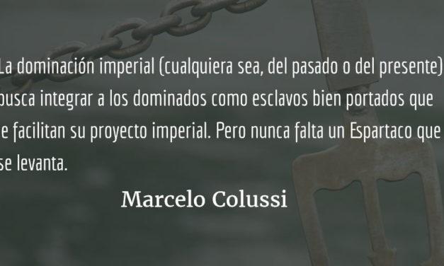 Latinoamérica tiene complejo de inferioridad. Marcelo Colussi.