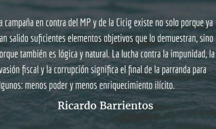 Censura en Contrapoder: quién y por qué. Ricardo Barrientos.