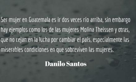 Orgasmos femeninos y políticos cavernícolas. Danilo Santos.