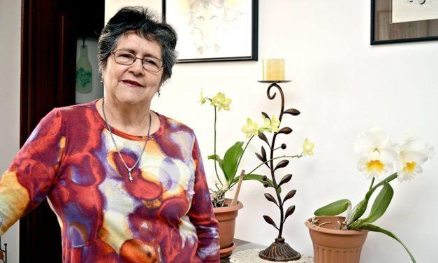 "Delia Quiñonez: ""Fuimos siete y seguimos siendo siete""."