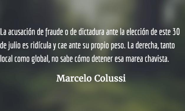 Venezuela y la Asamblea Nacional Constituyente. ¿Qué sigue ahora? Marcelo Colussi