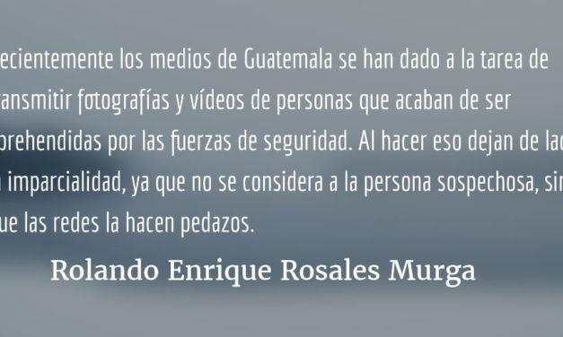 Los jueces antes de los jueces. Rolando Enrique Rosales Murga.