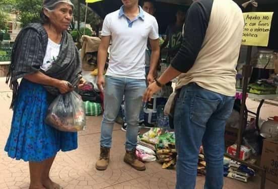 Una fotografía que muestra la esencia del México que tantoqueremos. Ilka Oliva Corado.