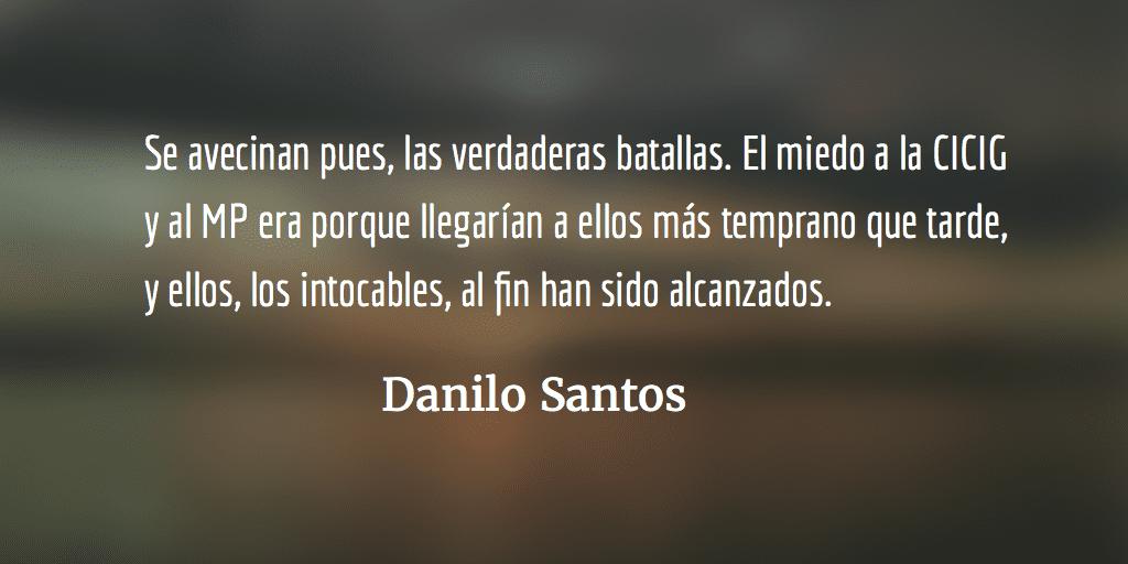 La ira del Virrey. Danilo Santos.