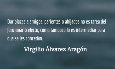 Arzú, el retrato de la impunidad. Virgilio Álvarez Aragón.
