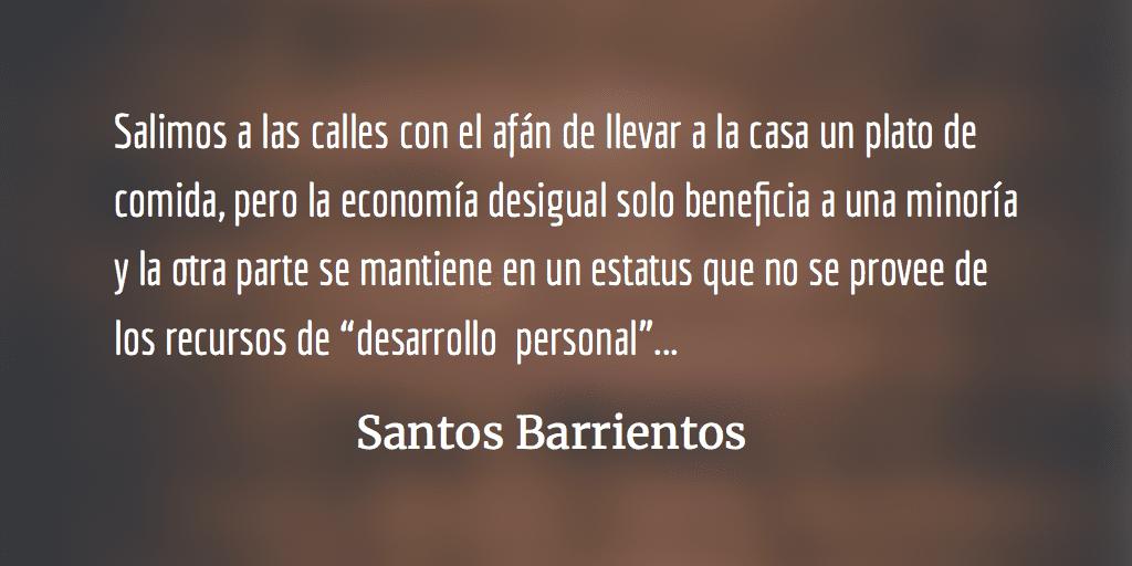 Guatemala: Una economía desigual. Santos Barrientos.