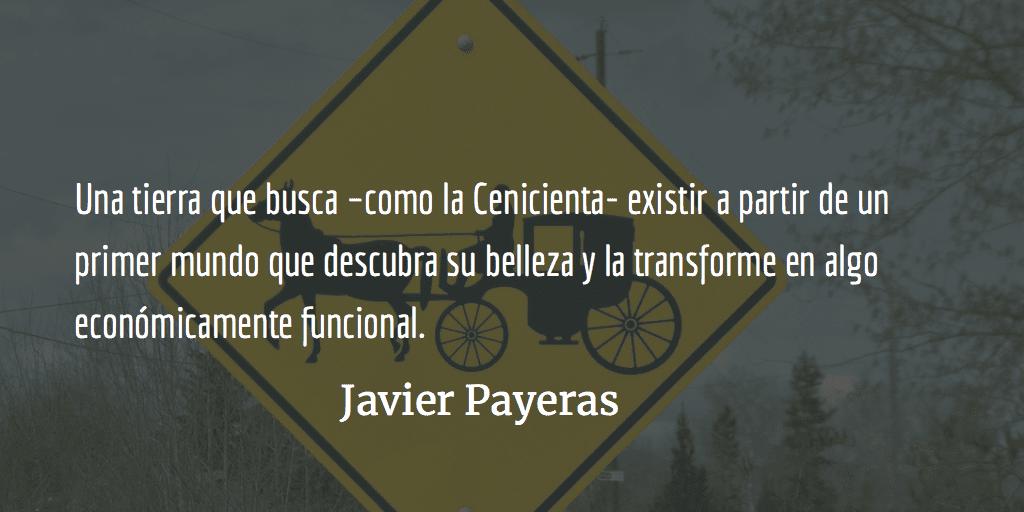 Optimismo colonizado. Javier Payeras.
