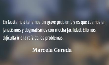 Conocer la historia de la Tierra. Marcela Gereda.