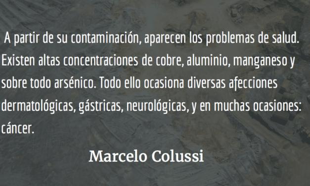 ¿Por qué la minería es cuestionable? El caso de la mina Marlin. Marcelo Colussi.