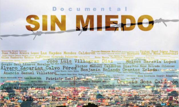 """""""Sin miedo"""", película imperdible. Marcelo Colussi."""