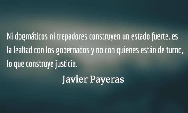 Ignocracia. Javier Payeras.