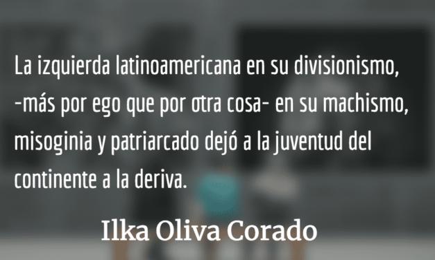 ¿Cuándo se unirá la izquierda latinoamericana? Ilka Oliva Corado