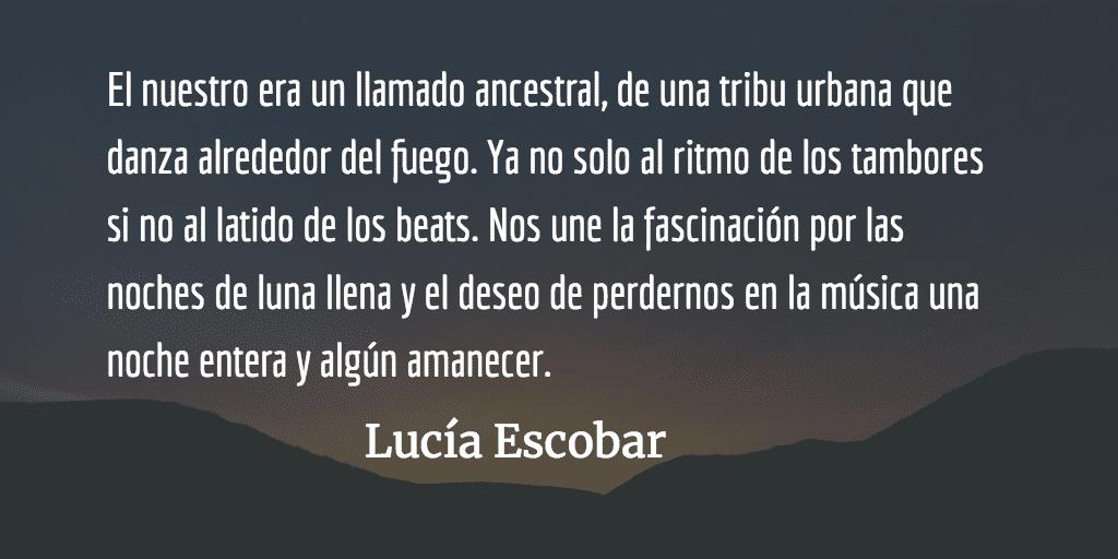 Rituales de luna llena. Lucía Escobar.