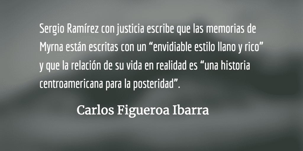 Mi vida en primaveras. Carlos Figueroa Ibarra.