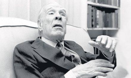 "Borges, ""demasiado artifical"". Silvina Friera."