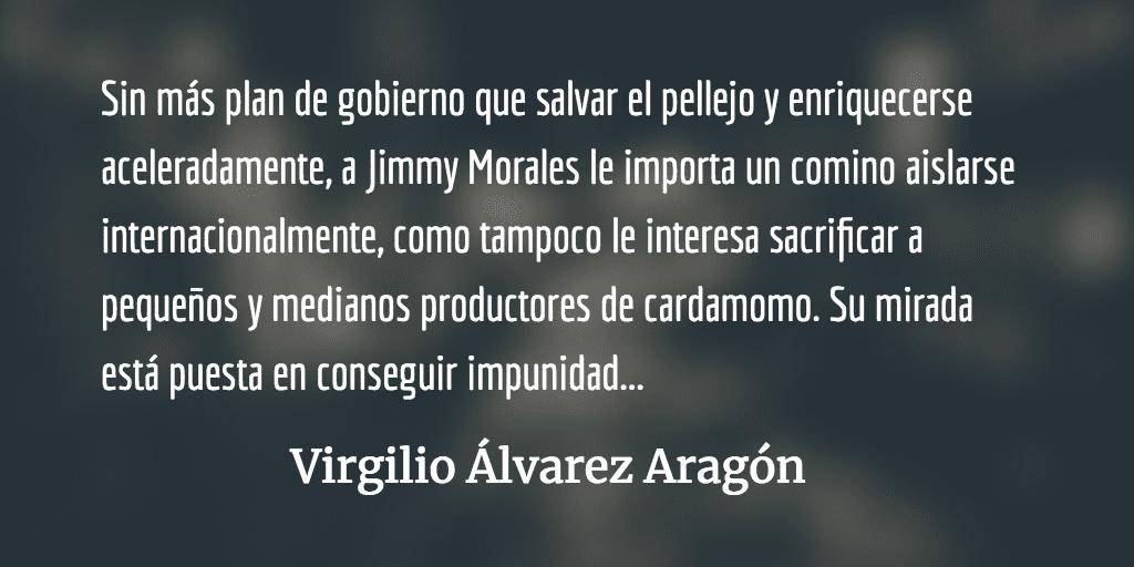 Jimmyahu y su tiro libre. Virgilio Álvarez Aragón.