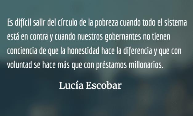 Enero y un año entero. Lucía Escobar.