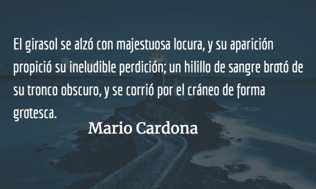 Los mil ojos del único ojo. Mario Cardona.