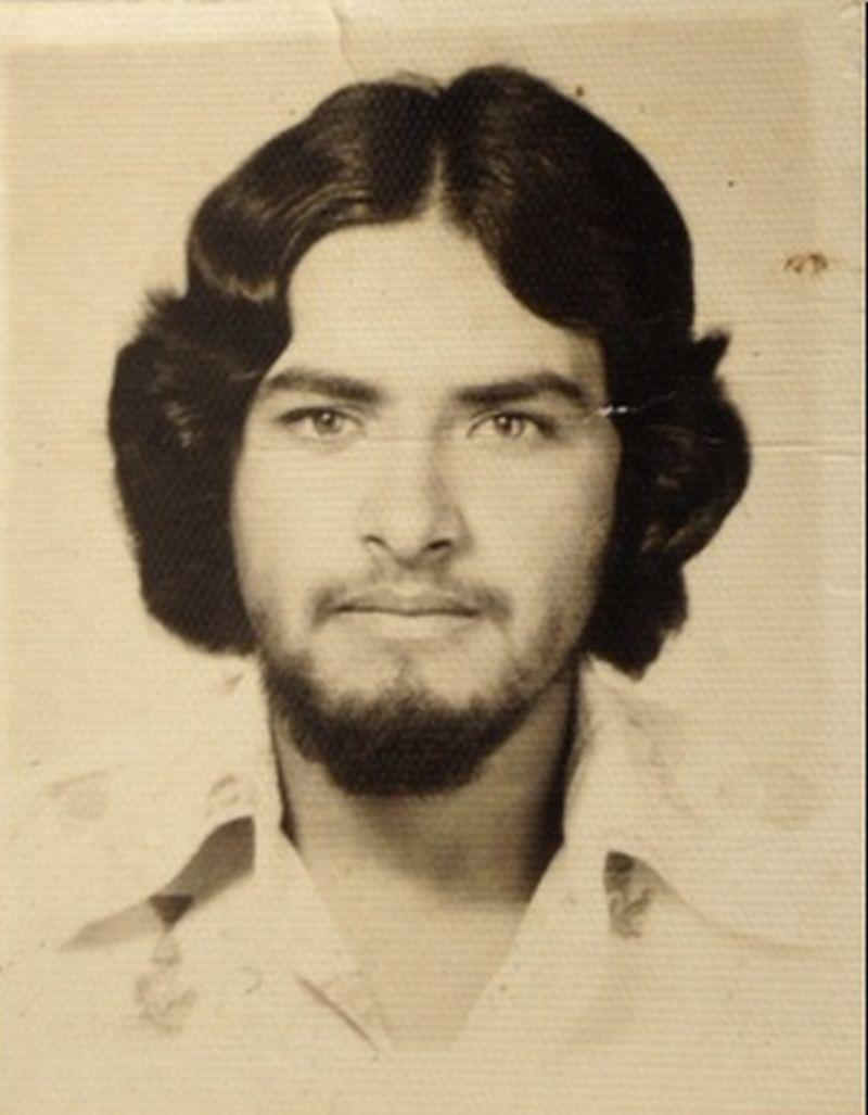 Manuel Fermín Reyes Melgar, a 28 años. Julio C. Palencia.