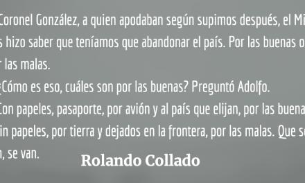 Adolfo Mijangos López, una vida compartida (I). Rolando Collado Ardón.