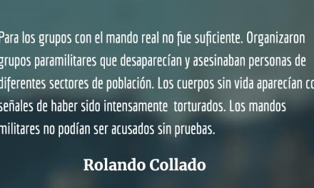 Adolfo Mijangos López, una vida compartida (II). Rolando Collado Ardón.
