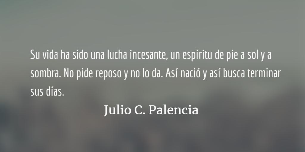 María de mi corazón. Julio C. Palencia.