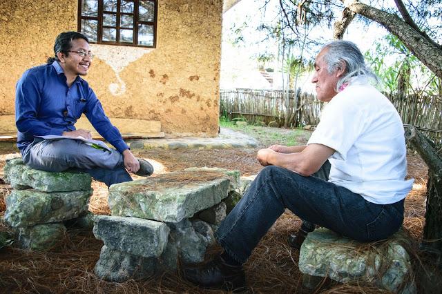 Humberto Ak´abal: Toda esta generación de viejos hay que empezarla a sustituir