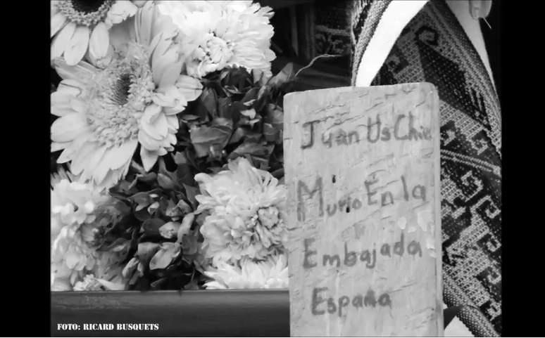 Embajada de España en Guatemala: 35 años de espera