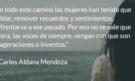 Sepur Zarco como ejemplo. Carlos Aldana Mendoza.