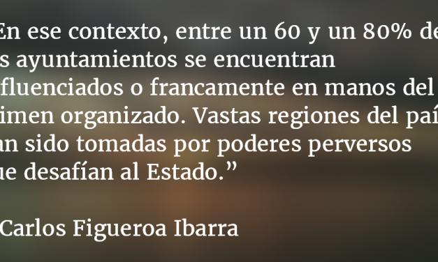 Mireles y Nestora, emblemas de la injusticia en México. Carlos Figueroa Ibarra.
